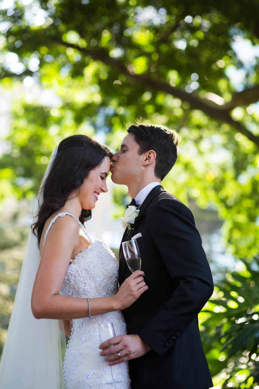 Chanelle And James S St Mark Darling Point Wedding Bravobride