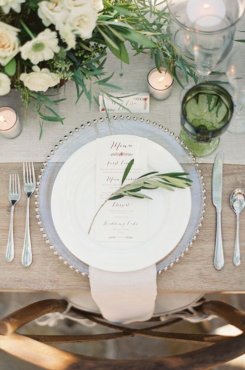Beautiful Wedding Table Setting Ideas! | BravoBride