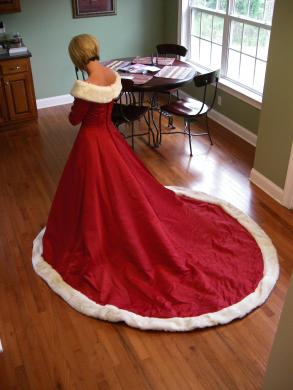 Could be used for a fun holiday themed wedding!