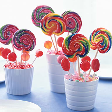 This would be perfect for the candy lover. These were created by Dylan Lauren from Dylan's Candy Barmade