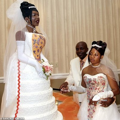 Inexpensive Wedding Decorations on Affordable Wedding Cakes Decorations