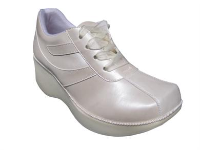 "Andrea (2.5"" Heel) - Bridal Sneakers"
