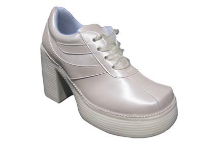 """Helena (4"""" Heel) - Bridal Sneakers"""