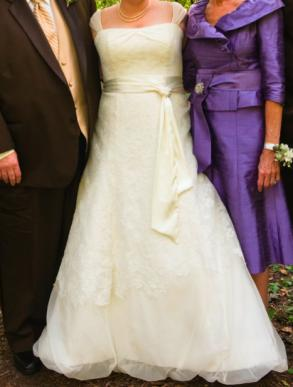 Used Watters & Watters wedding gown