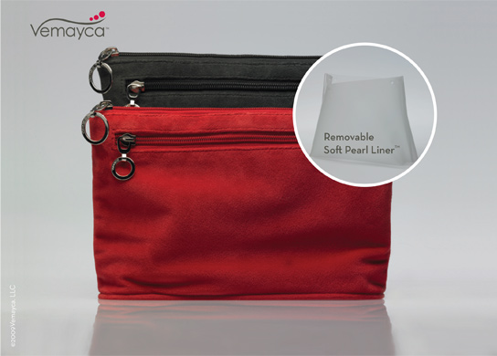 unique makeup bags. Vemayca cosmetic bag