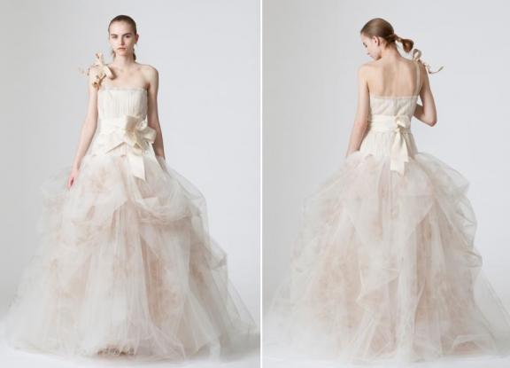 Vera Wang Spring 2010 Wedding Dresses Bravobride