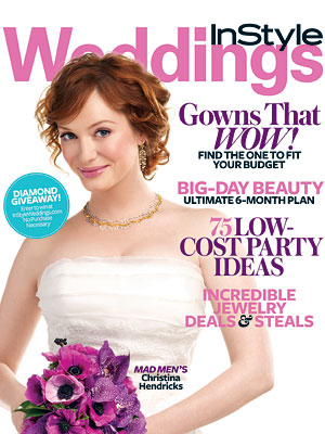 Time Inc has announced they will be closing InStyle Weddings magazine