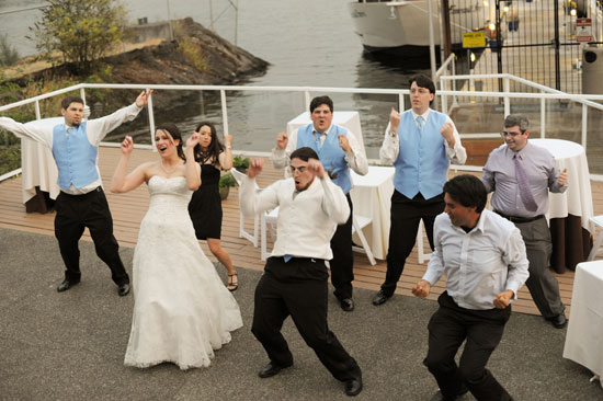 Fun wedding dances