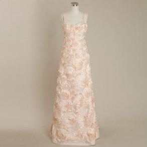Preowned Wedding Dress Of The Week BravoBride - Rosette Wedding Dress