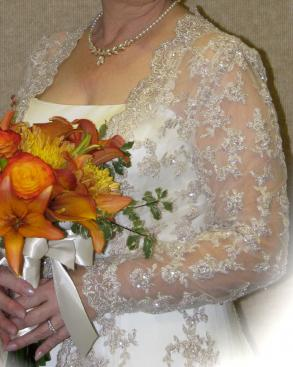 used alfred angelo wedding dress