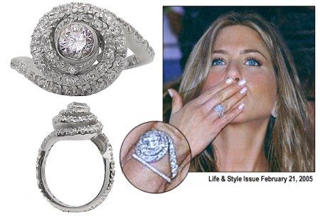 Celebrity Engagement Rings for A Lot Less BravoBride