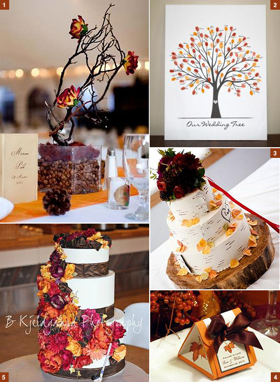 Fall Wedding Items – Fall Wedding Card Boxes