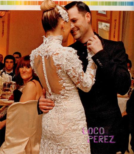 Nicole Richie Wedding Gown: Celebrity Wedding Dresses: The Good & The Bad