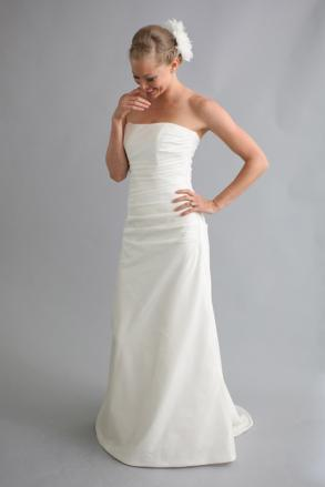 Modern Trousseau Mckenzie wedding dress