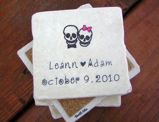 blog ghoulish halloween wedding ideas