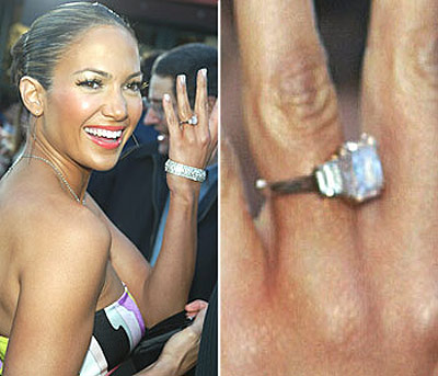 Jennifer Lopez Marc Anthony Engagement Ring