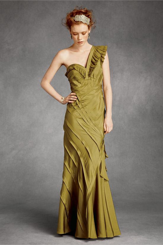 Green And Red Wedding Dresses Bravobride