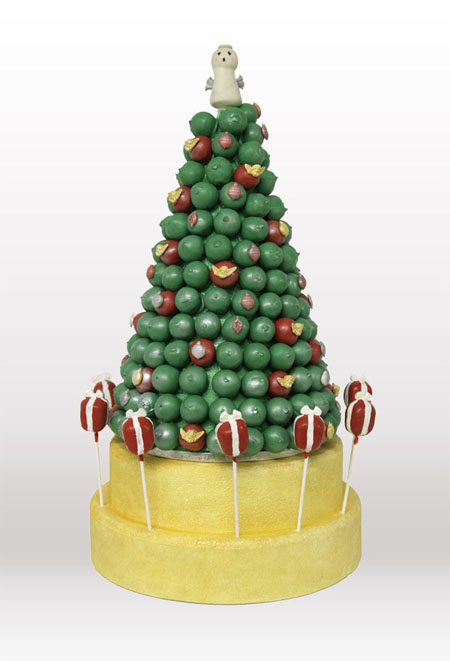 Christmas Wedding Cakes Bravobride