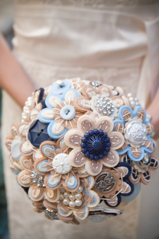 11 Wedding Bouquets That Will Never Wilt | BravoBride