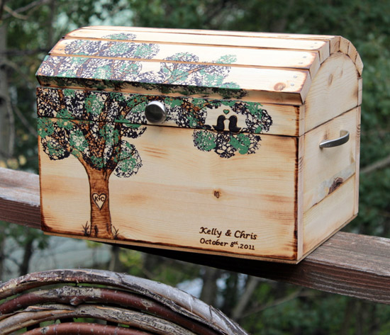 Card Boxes Thatll Make You Flip Your Lid – Make Wedding Card Box