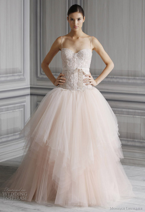 9 Wedding Dresses That Will Make You Blush | BravoBride