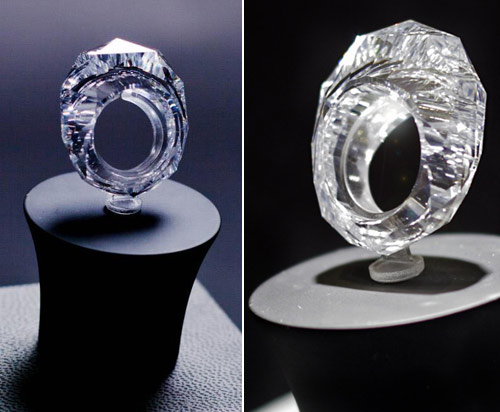 150 carat diamond ring