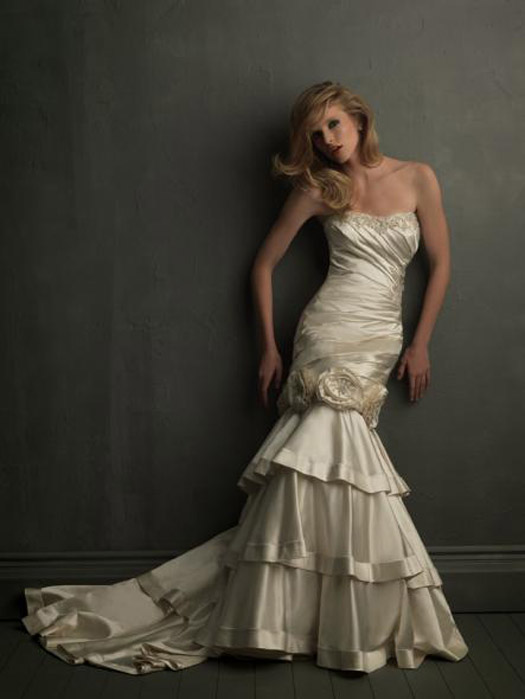 Allure Wedding Dress 8700