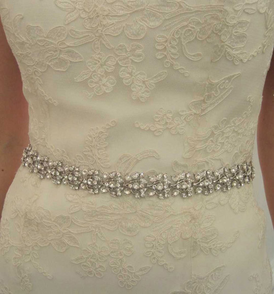Cheap Bridal Sashes And Belts Quotes