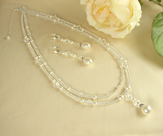 Unique Handmade Bridal Jewelry BravoBride