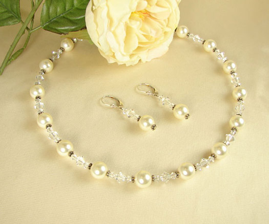 Bridal Jewelry Pearl
