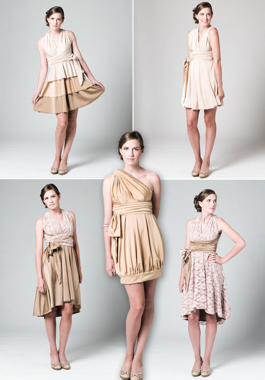 muse bridesmaid dresses
