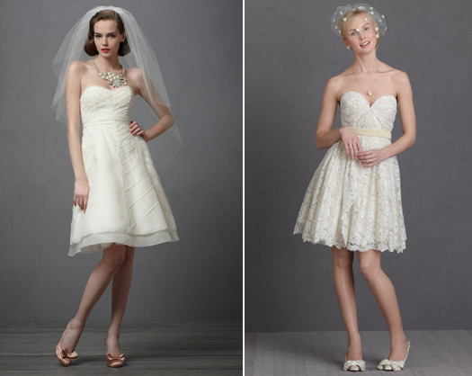 BHLND wedding dresses