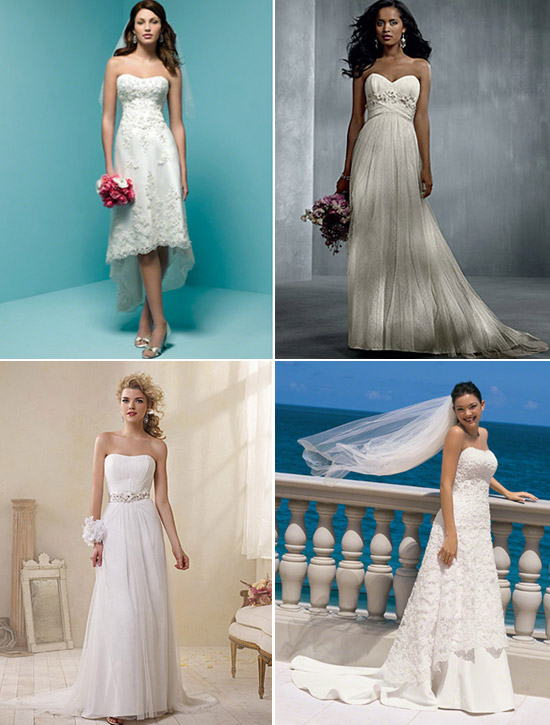 Destination Wedding Gowns | BravoBride