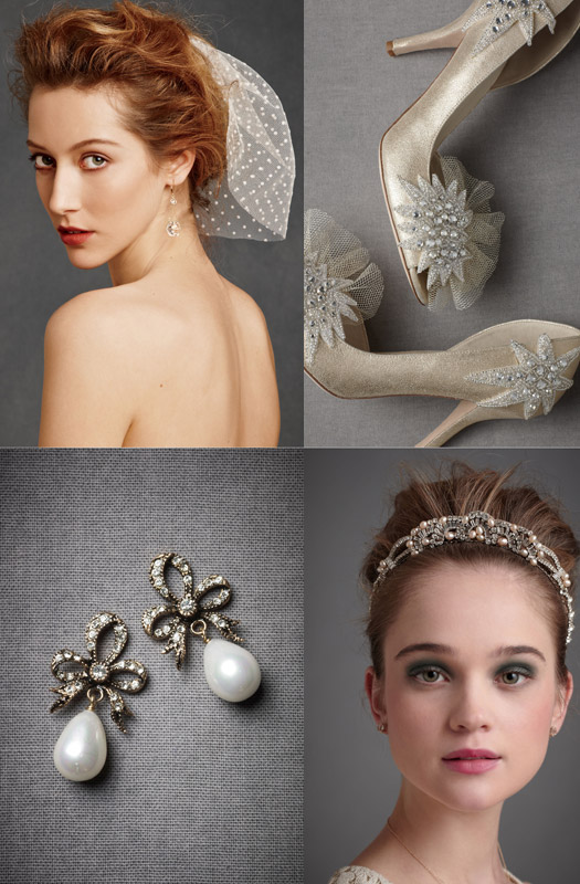 vintage wedding accessories