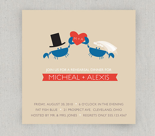 7 Amazing Beach Wedding Invitations Bravobride