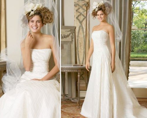 Watters 9050b wedding dress