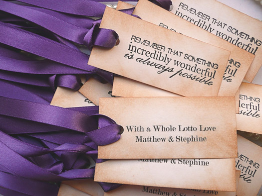 Wedding Favors Thank You For Quotes About Wine. QuotesGram