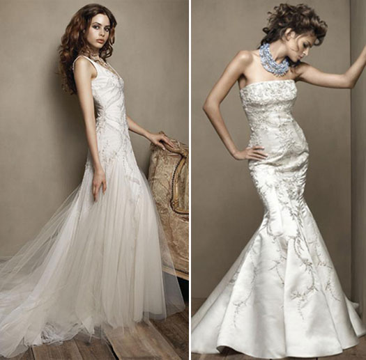 Alfa Img Showing Over The Top Bling Wedding Dresses