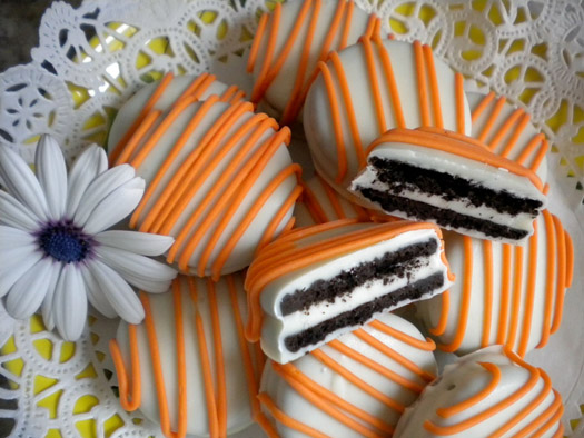 halloween wedding treats