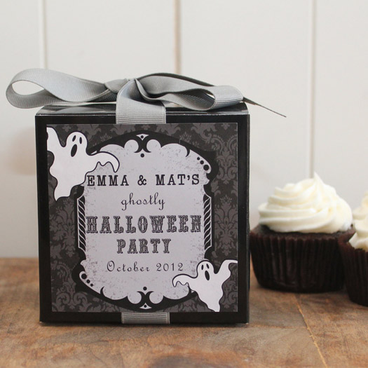 favor box halloween