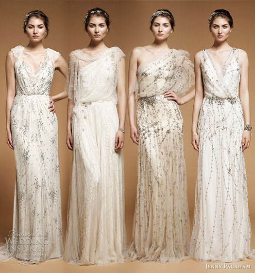 Bridal Gowns with Bling | BravoBride