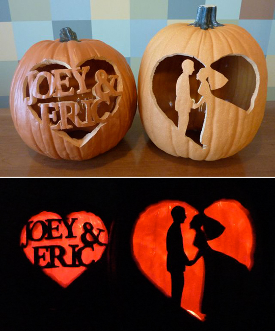 wedding pumpkin ideas