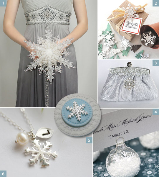 Snowflake Weddings