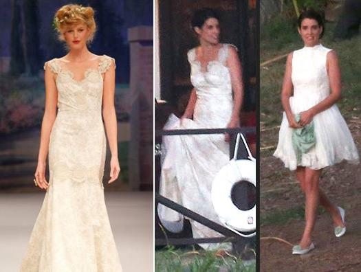 Fabulous Celebrity Wedding Dresses Bravobride