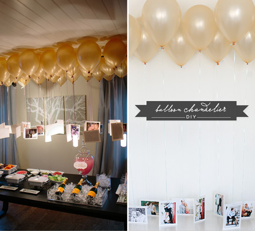 Balloons arent just for birthdays bravobride wedding balloons junglespirit Images
