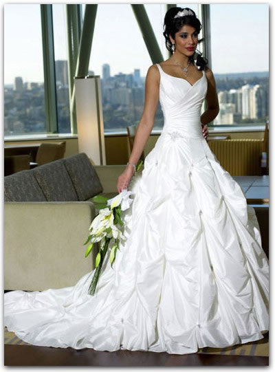 Beauty On A Budget Wedding Dresses Under 500 Bravobride