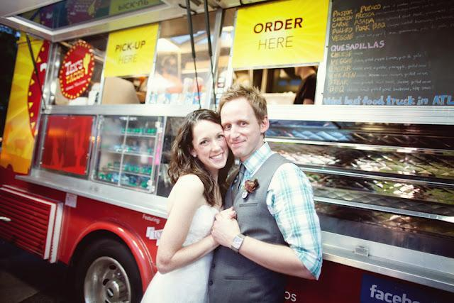 Tastey Wedding Taco Truck