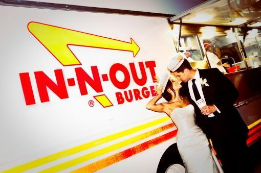Classic Catering from In-n-Out!