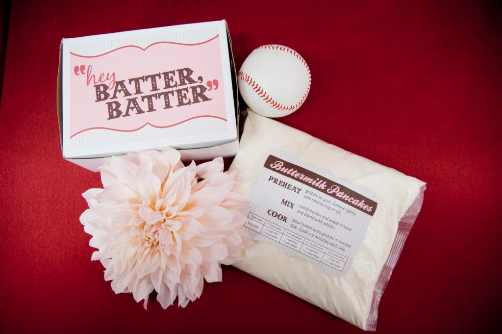 Baseball-theme-wedding favor 1