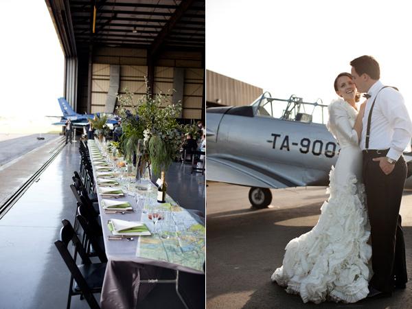 Airplane Themed Wedding 04